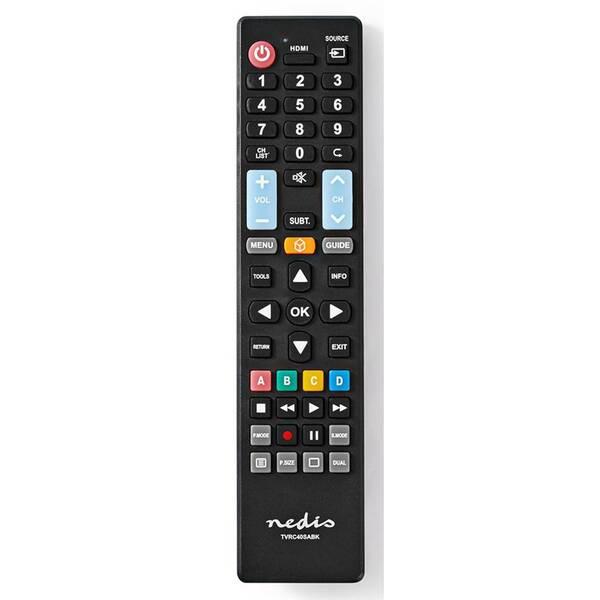 Dálkový ovladač Nedis TVRC40SABK pro televize Samsung (vrácené zboží 8800553285)