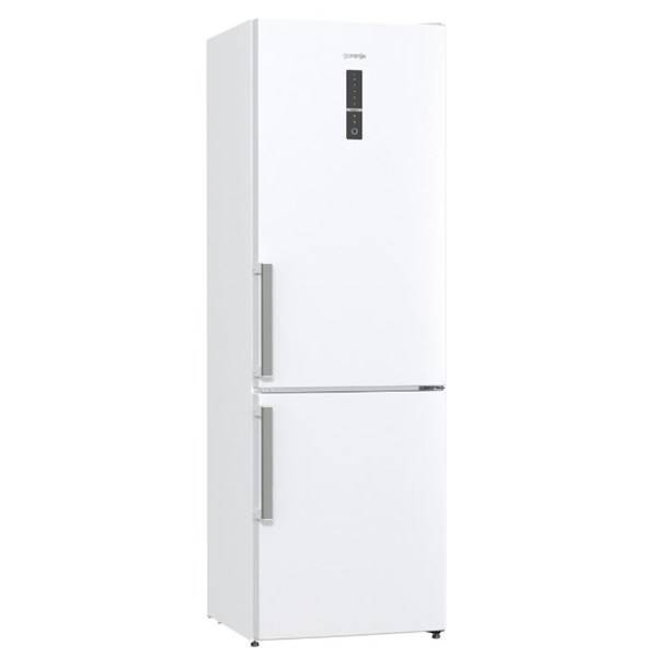 Chladnička s mrazničkou Gorenje NRK6192MW bílá