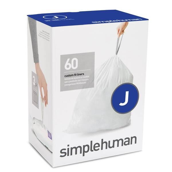 Sáčky do koše Simplehuman Can Liners CW0259