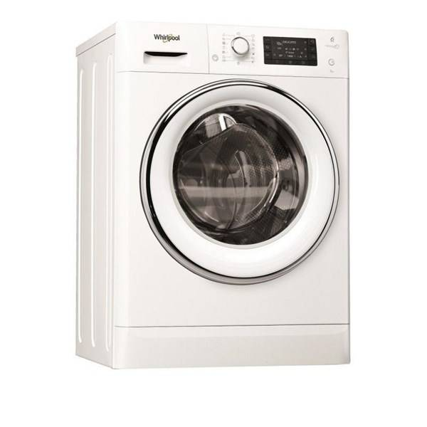 Automatická pračka Whirlpool FWSD71283WCV EU bílá