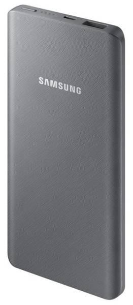 Powerbank Samsung 5000 mAh, micro USB (EB-P3020CSEGWW) šedá