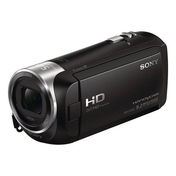 Videokamera Sony HDR-CX240E černá (vrácené zboží 8800329132)