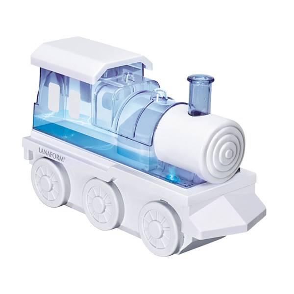 Zvlhčovač vzduchu Lanaform Trainy bílý/modrý