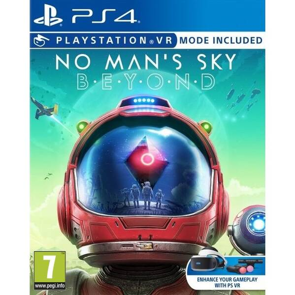Hra Sony PlayStation 4 No Man's Sky Beyond (PS719929406)