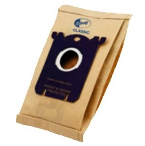 Sáčky do vysavače Electrolux Papírový filtr E 200 (S-bag) béžové