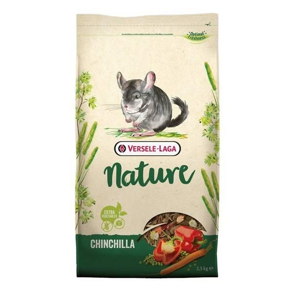 Krmivo Versele-Laga Nature Chinchilla pre činčily 2,3 kg