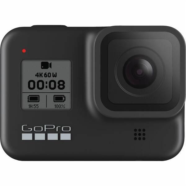 Outdoorová kamera GoPro HERO 8 Black (vrácené zboží 8800533430)