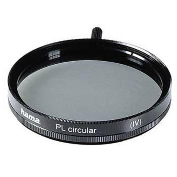 Filter Hama 72572 polarizační cirkulární, 72 mm (72572) čierny