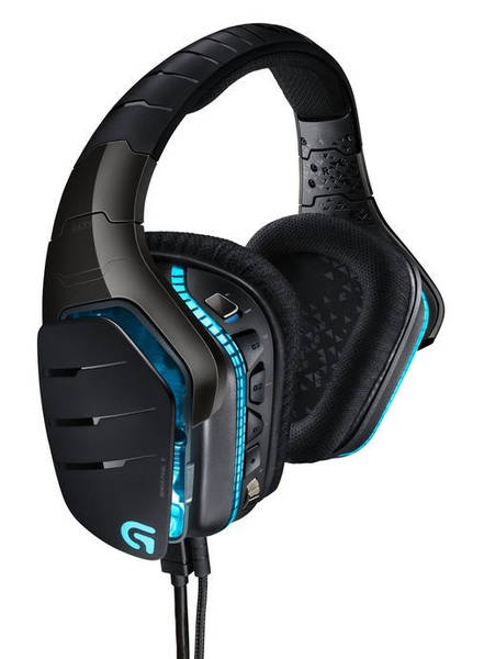 Headset Logitech Gaming G633 Artemis Spectrum (981-000605) černý