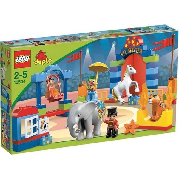 Stavebnice LEGO® DUPLO Ville 10504 Můj první cirkus