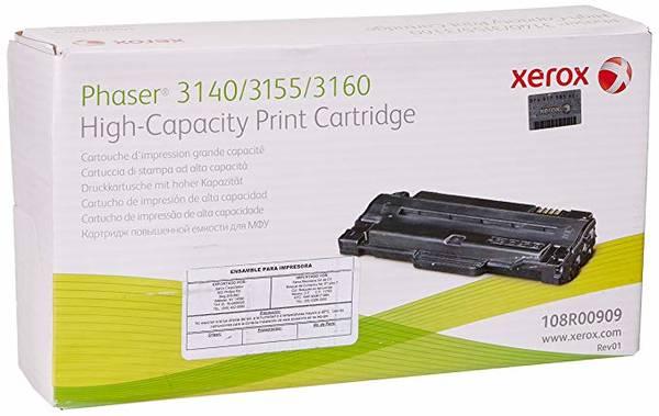 Toner Xerox pro Phaser 3140, 3160 (2.500 str) (108R00909) čierny