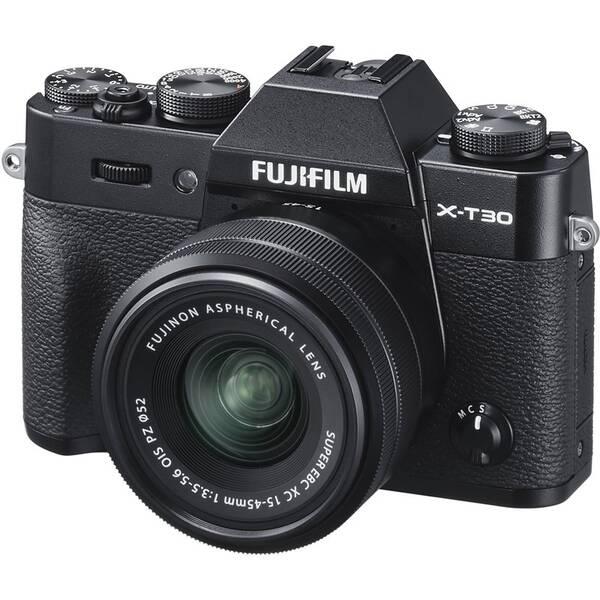 Digitální fotoaparát Fujifilm X-T30 + XC15-45 mm černý