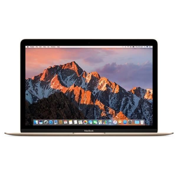 Notebook Apple Macbook 12'' 256 GB SK verze - gold (MNYK2SL/A)