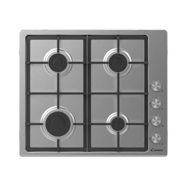 Plynová varná deska Candy CHG6LPX nerez