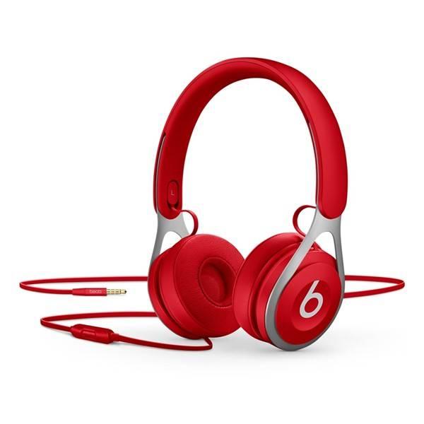 Sluchátka Beats EP On-Ear (ml9c2ee/a) červená (Zboží vrácené ve 14 denní lhůtě, servisované 8800343623)