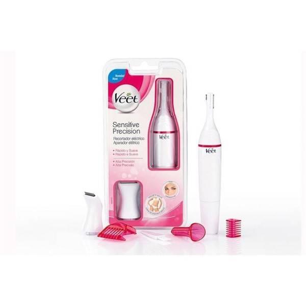 Zastřihovač chloupků Veet Sensitive Precision růžový