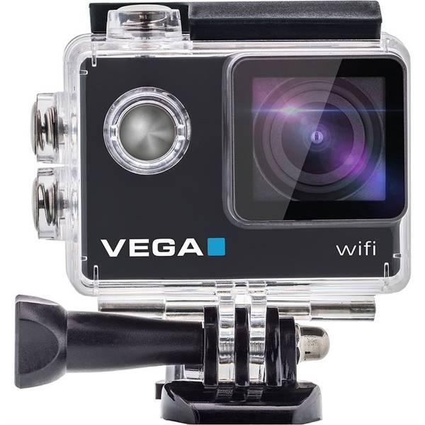 Outdoorová kamera Niceboy VEGA Wi-Fi černá