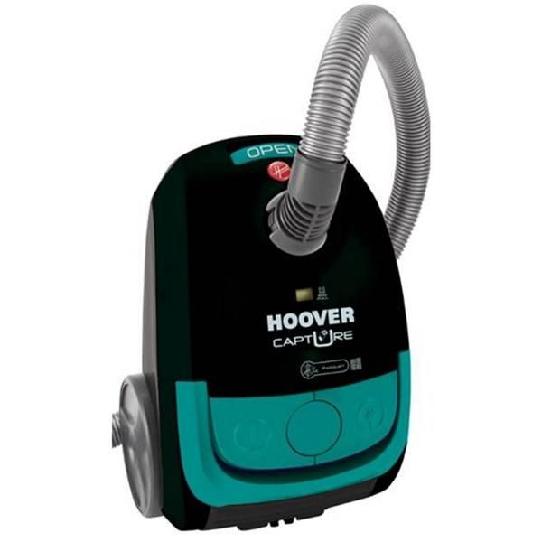 Vysavač podlahový Hoover Capture CP14_CP36011 černý/zelený