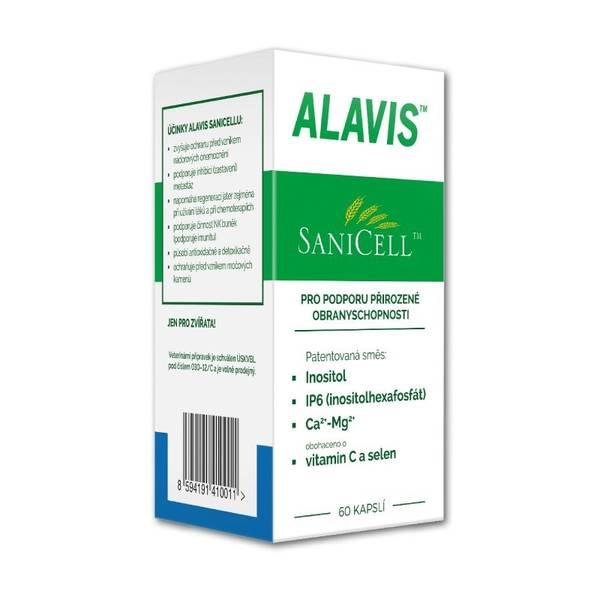 Tablety Alavis Sanicell 60 tbl