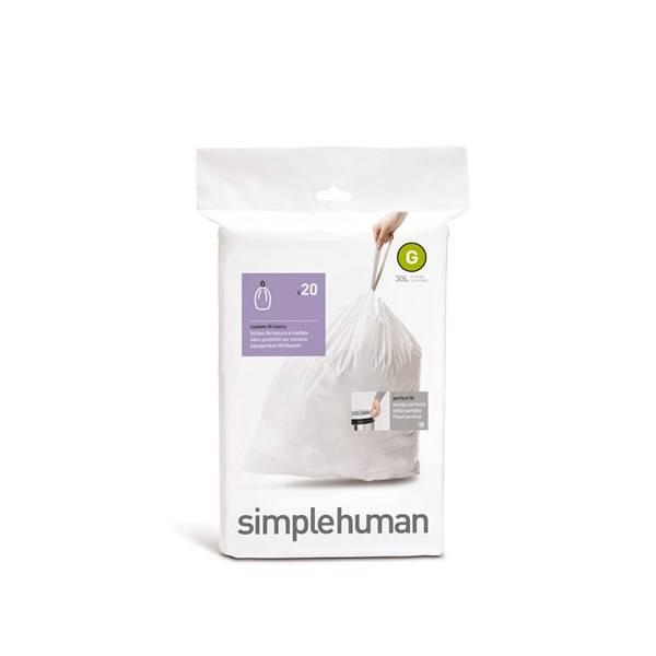 Sáčky do koše Simplehuman 30 l (CW0166)