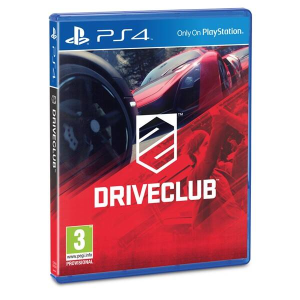 Hra Sony PlayStation 4 DriveClub (PS719413172)