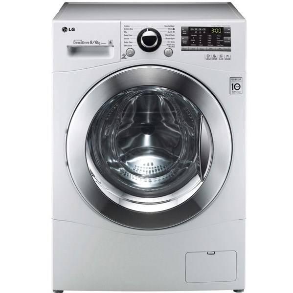 Automatická práčka so sušičkou LG F84A8YD biela