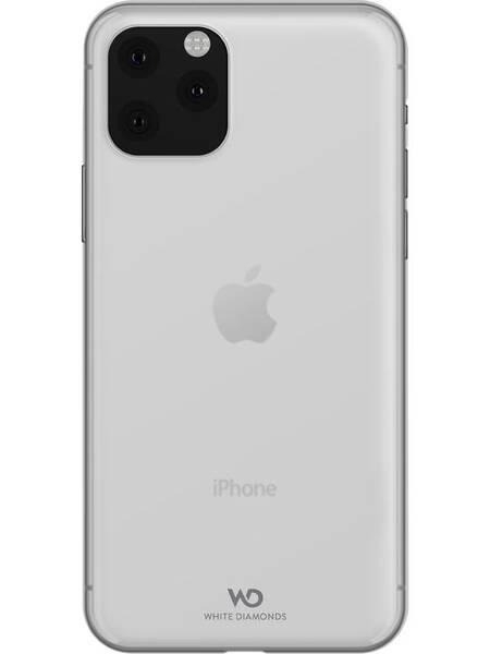 Kryt na mobil White Diamonds Ultra Thin Iced na Apple iPhone 11 Pro (WD1406CLR5) priehľadný