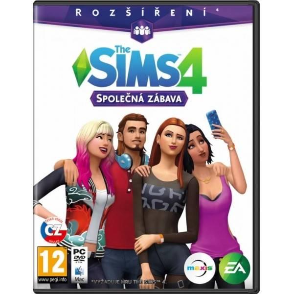 Hra EA PC THE SIMS 4: Společná zábava (EAPC05147)