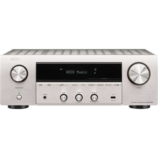 AV Receiver Denon DRA-800H Premium stříbrný