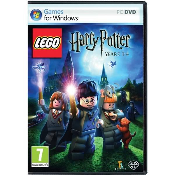 Hra CENEGA HARRY POTTER 1 - 4 (PC HRA)