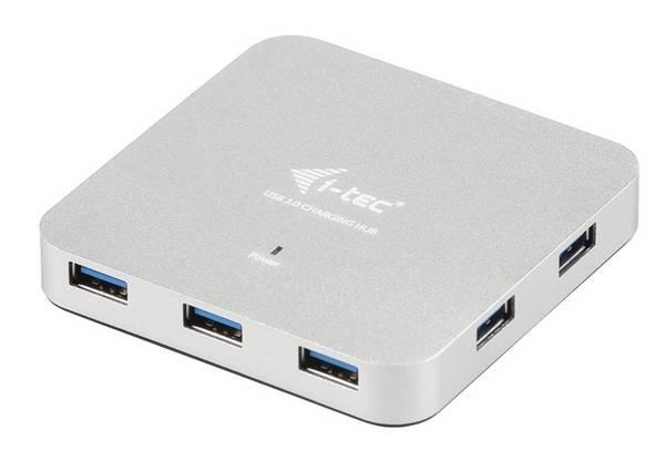 USB Hub i-tec USB 3.0 7port (U3HUBMETAL7)