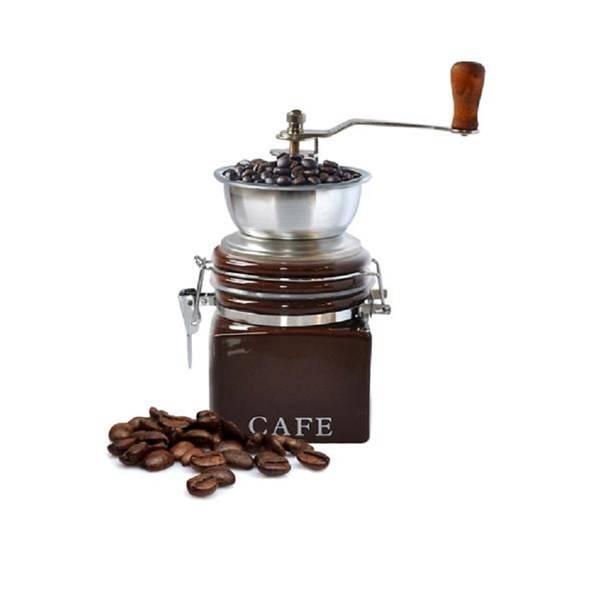 Mlynček na kávu TORO porcelánový