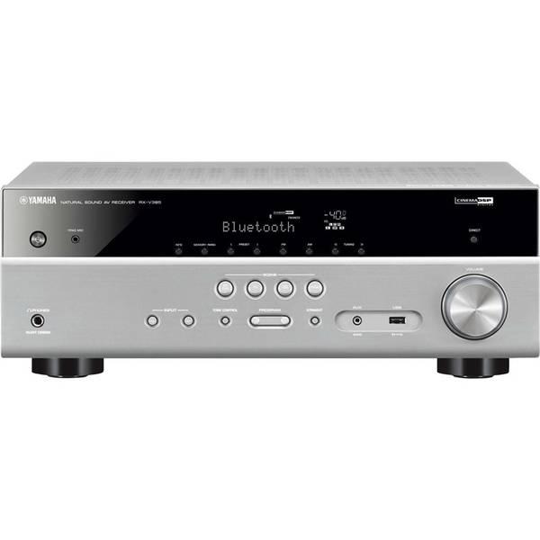 AV Receiver Yamaha RX-V385 stříbrný