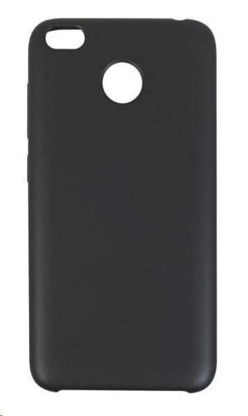 Kryt na mobil Xiaomi Redmi 4X Hard Case (ATF4821GL) černý (vrácené zboží 8800320077)
