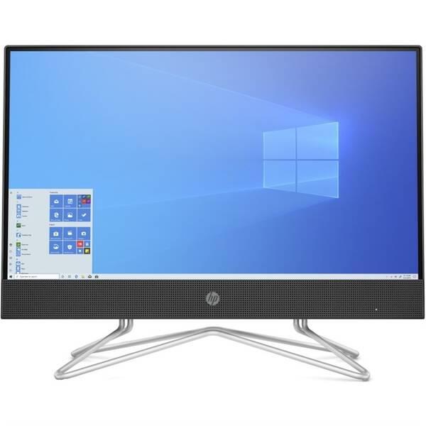 Počítač All In One HP 22-df0601nc (25D14EA) černý (vrácené zboží 8800738808)