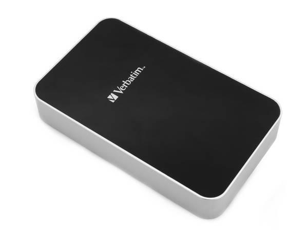 Powerbank Verbatim 13000mAh (49947) černý/hliník (vrácené zboží 8800129844)