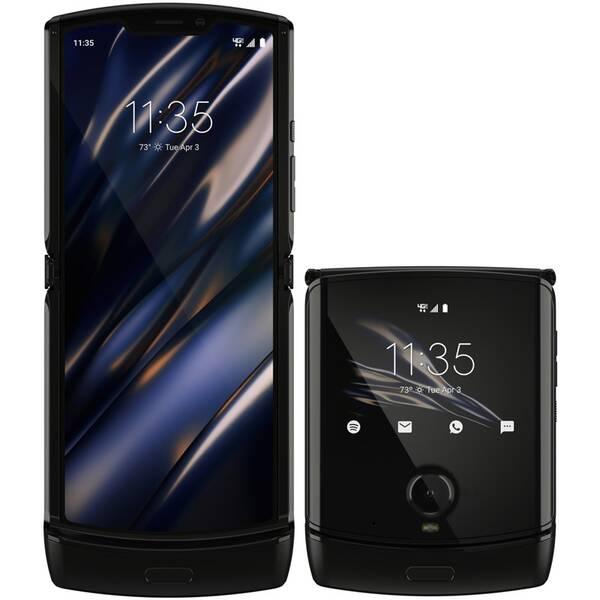 Mobilný telefón Motorola Razr eSIM (PAHT0029SK) čierny