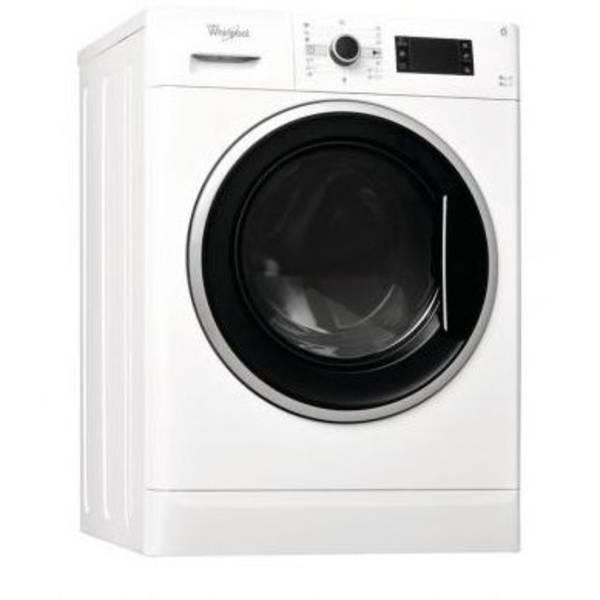 Pračka se sušičkou Whirlpool WWDC 8614 bílá
