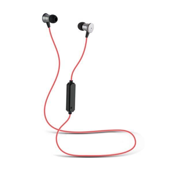 Sluchátka GoGEN EBTM 81R (EBTM81R) černá/červená