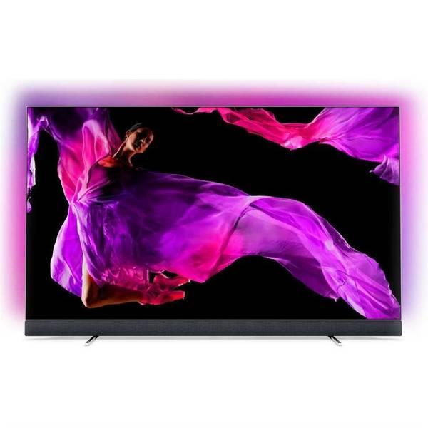 Televize Philips 65OLED903 stříbrná