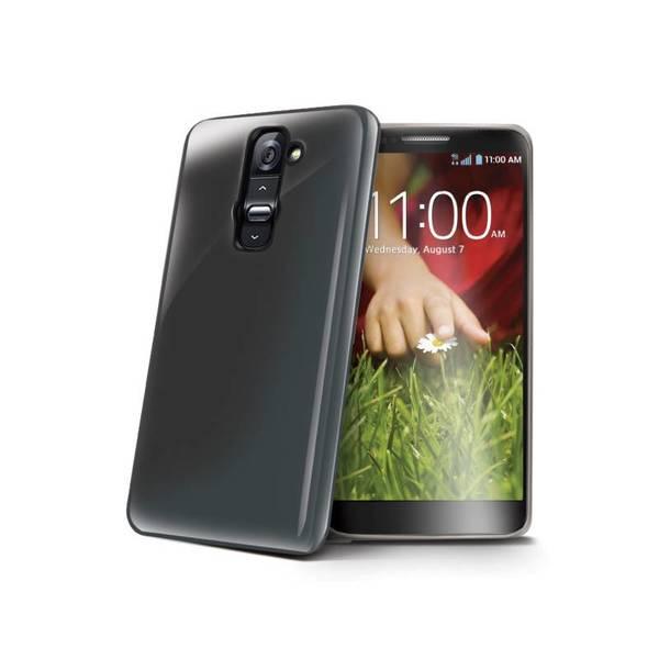 Kryt na mobil Celly Gelskin na LG G2 (GELSKIN365) priehľadný