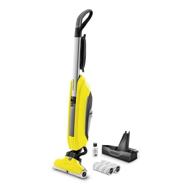 Čistič tvrdých podlah Kärcher FC 5 Premium 1.055-530.0 (poškozený obal 8800227277)