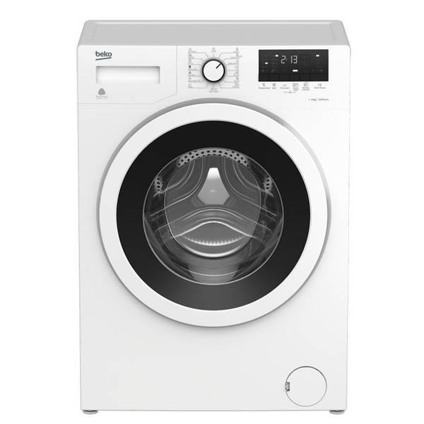 Automatická pračka Beko WRE 6532 B0 bílá (poškozený obal 2100006722)