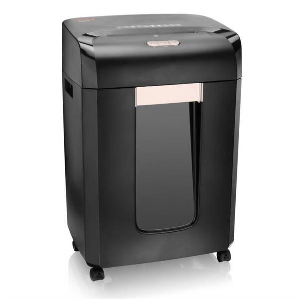 Skartovač Peach PS600-95, 15 listů, 30 l (PS600-95) černý