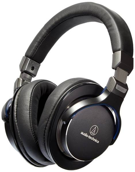 Sluchátka Audio-technica ATH-MSR7 (AU  ATH-MSR7 BK) černá