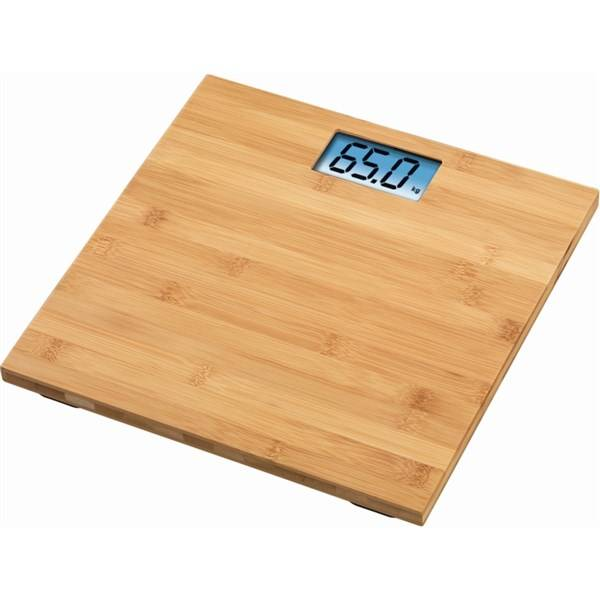 Osobní váha XAVAX ROSIE BAMBOO (359413) (Zboží vrácené ve 14 denní lhůtě, servisované 8800656216)