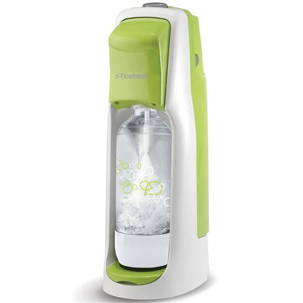 Výrobník sodové vody SodaStream JET WWB WHITE/GREEN bílý/zelený