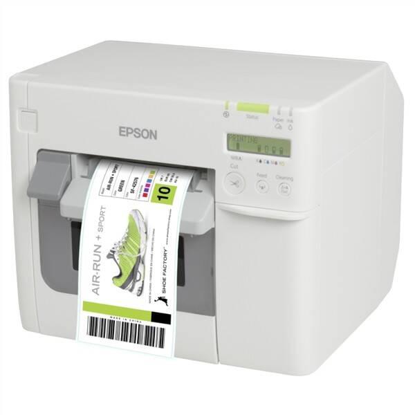Tiskárna štítků Epson TM-C3500 (C31CD54012)
