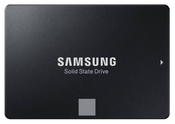 SSD Samsung EVO 860 2TB (MZ-76E2T0B/EU) černý