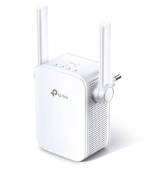 WiFi extender TP-Link RE305 AC1200 + IP TV na 1 měsíc ZDARMA (RE305) bílý